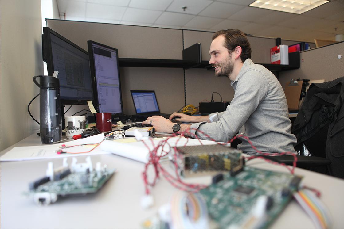 DEKA Workspace software