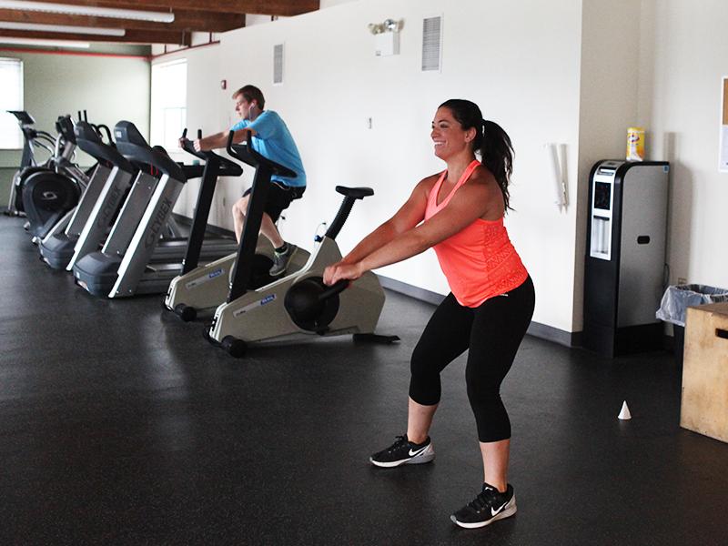 DEKA Gym Workout