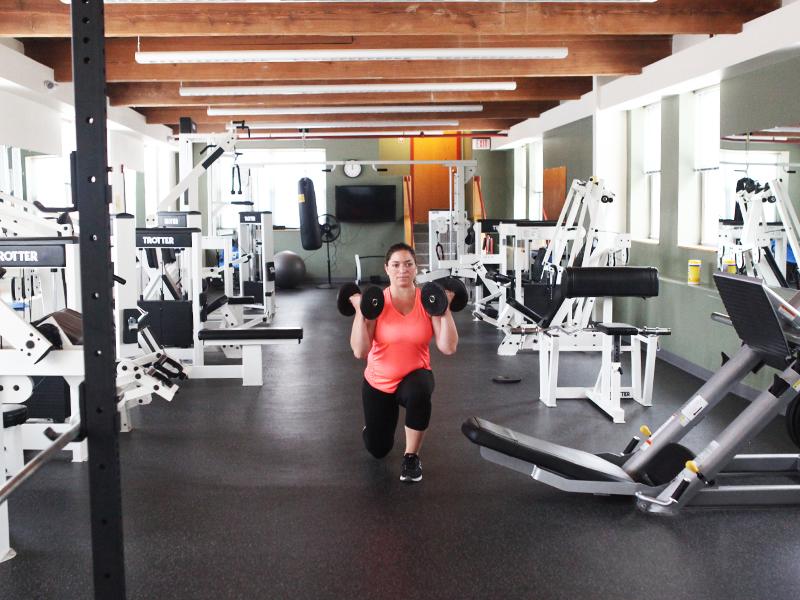 DEKA Gym Lifting Weights
