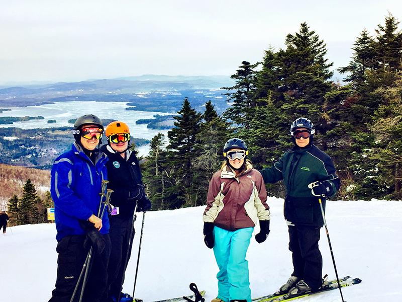 DEKA Skiing and Snowboarding