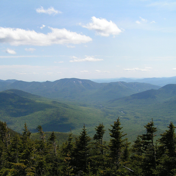 Hiking in the White Mountains